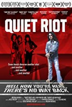 Watch Quiet Riot: Well Now You're Here, There's No Way Back