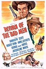 Watch Return of the Badmen