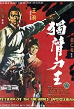 Watch Return of the One-Armed Swordsman