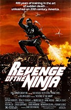 Watch Revenge of the Ninja
