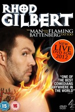 Watch Rhod Gilbert: The Man with the Flaming Battenberg Tattoo