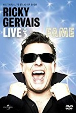 Watch Ricky Gervais Live 3: Fame