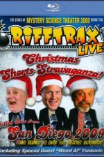 Watch RiffTrax Live: Christmas Shorts-stravaganza!