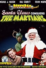 Watch RiffTrax Live: Santa Claus Conquers the Martians