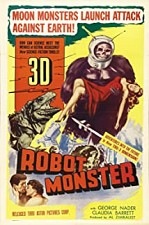 Watch Robot Monster