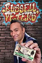 Watch Russell Peters: The Green Card Tour - Live from The O2 Arena