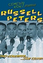 Watch Russell Peters: Two Concerts, One Ticket