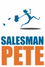Watch Salesman Pete and the Amazing Stone from Outer Space!