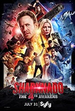 Watch Sharknado 4: The 4th Awakens