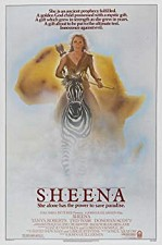 Watch Sheena: Queen of the Jungle