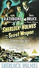 Watch Sherlock Holmes and the Secret Weapon