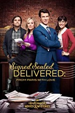 Watch Signed, Sealed, Delivered: From Paris with Love