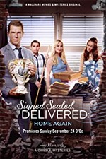 Watch Signed, Sealed, Delivered: Home Again