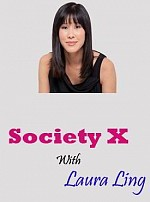 Watch Society X with Laura Ling