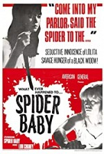 Watch Spider Baby or, The Maddest Story Ever Told