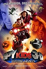 Watch Spy Kids 3-D: Game Over