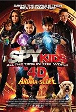 Watch Spy Kids 4: All the Time in the World