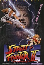 Watch Street Fighter II: The Animated Movie