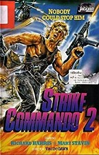Watch Strike Commando 2