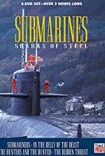 Watch Submarines: Sharks of Steel