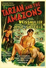 Watch Tarzan and the Amazons
