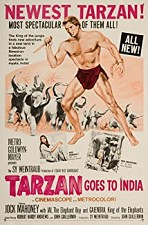 Watch Tarzan Goes to India
