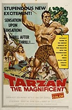Watch Tarzan the Magnificent