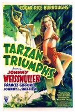 Watch Tarzan Triumphs