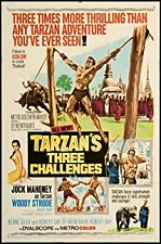 Watch Tarzan's Three Challenges