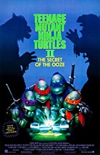 Watch Teenage Mutant Ninja Turtles II: The Secret of the Ooze