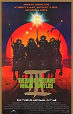 Watch Teenage Mutant Ninja Turtles III