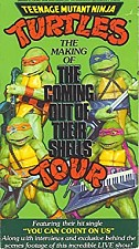 Watch Teenage Mutant Ninja Turtles: The Making of the Coming Out of Their Shells Tour