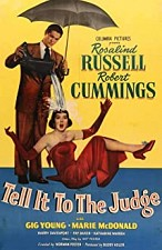Watch Tell It to the Judge