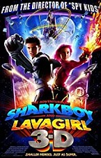 Watch The Adventures of Sharkboy and Lavagirl 3-D