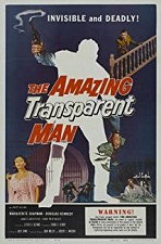 Watch The Amazing Transparent Man