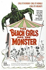 Watch The Beach Girls and the Monster