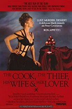 Watch The Cook, the Thief, His Wife & Her Lover