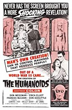 Watch The Creation of the Humanoids