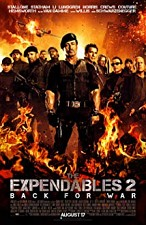 Watch The Expendables 2: Back for War