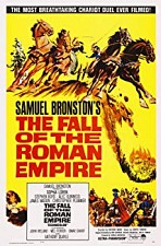 Watch The Fall of the Roman Empire