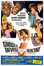 Watch The Ghost in the Invisible Bikini