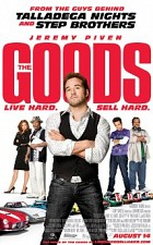 Watch The Goods: Live Hard, Sell Hard