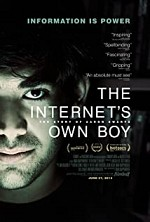 Watch The Internet's Own Boy: The Story of Aaron Swartz