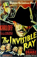Watch The Invisible Ray