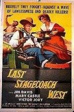 Watch The Last Stagecoach West