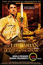 Watch The Librarian: Quest for the Spear
