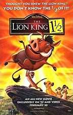 Watch The Lion King 1 1/2