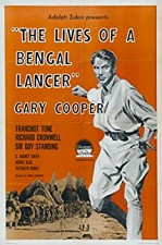 Watch The Lives of a Bengal Lancer