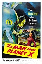 Watch The Man from Planet X