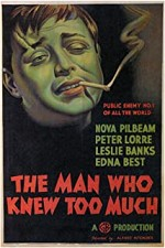 Watch The Man Who Knew Too Much
